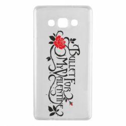 Чохол для Samsung A7 2015 Bullet For My Valentine