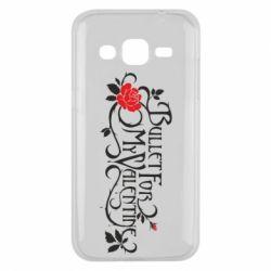 Чохол для Samsung J2 2015 Bullet For My Valentine