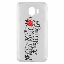 Чохол для Samsung J4 Bullet For My Valentine