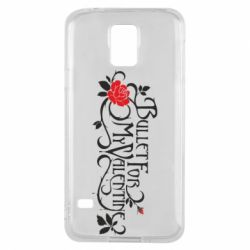 Чохол для Samsung S5 Bullet For My Valentine