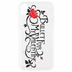 Чохол для iPhone XR Bullet For My Valentine