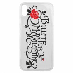 Чохол для iPhone Xs Max Bullet For My Valentine