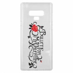 Чохол для Samsung Note 9 Bullet For My Valentine