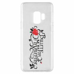 Чохол для Samsung S9 Bullet For My Valentine