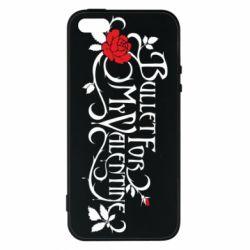 Чохол для iphone 5/5S/SE Bullet For My Valentine