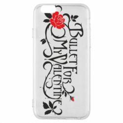 Чохол для iPhone 6/6S Bullet For My Valentine