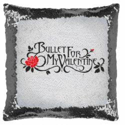 Подушка-хамелеон Bullet For My Valentine