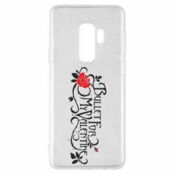 Чохол для Samsung S9+ Bullet For My Valentine