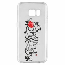 Чохол для Samsung S7 Bullet For My Valentine