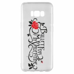 Чохол для Samsung S8+ Bullet For My Valentine