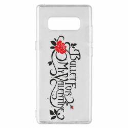 Чохол для Samsung Note 8 Bullet For My Valentine