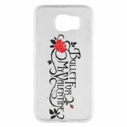 Чохол для Samsung S6 Bullet For My Valentine