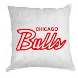 Подушка Bulls from Chicago - FatLine