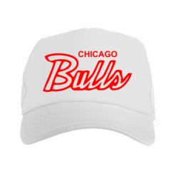 Кепка-тракер Bulls from Chicago - FatLine