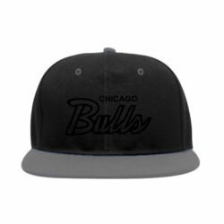 Снепбек Bulls from Chicago - FatLine