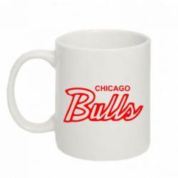 Купить Кружка 320ml Bulls from Chicago, FatLine