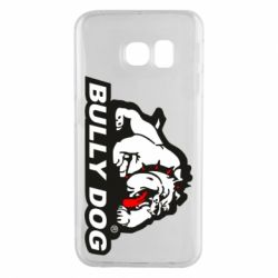Чехол для Samsung S6 EDGE Bully dog - FatLine