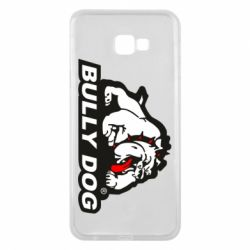 Чехол для Samsung J4 Plus 2018 Bully dog - FatLine