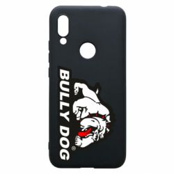 Чехол для Xiaomi Redmi 7 Bully dog