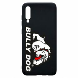 Чехол для Samsung A70 Bully dog - FatLine