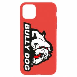 Чехол для iPhone 11 Bully dog