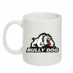 Кружка 320ml Bully dog