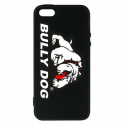 Чехол для iPhone5/5S/SE Bully dog - FatLine