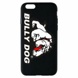 Чехол для iPhone 6/6S Bully dog - FatLine