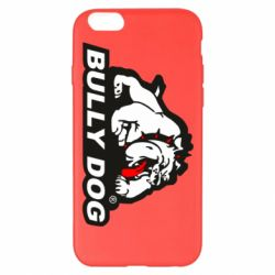 Чехол для iPhone 6 Plus/6S Plus Bully dog - FatLine