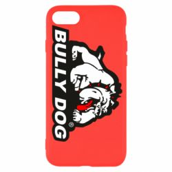 Чехол для iPhone 7 Bully dog - FatLine