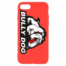 Чехол для iPhone 8 Bully dog - FatLine
