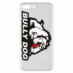 Чехол для iPhone 8 Plus Bully dog - FatLine