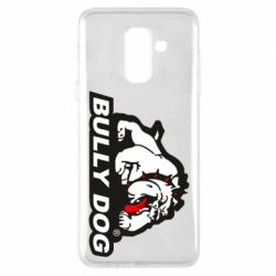 Чехол для Samsung A6+ 2018 Bully dog - FatLine