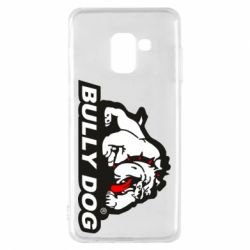 Чехол для Samsung A8 2018 Bully dog - FatLine