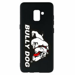 Чехол для Samsung A8+ 2018 Bully dog - FatLine