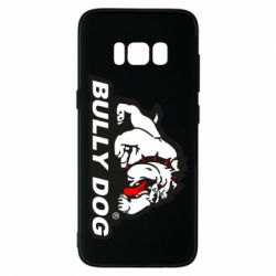 Чехол для Samsung S8 Bully dog - FatLine