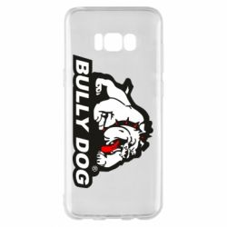 Чехол для Samsung S8+ Bully dog - FatLine