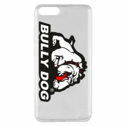 Чехол для Xiaomi Mi Note 3 Bully dog - FatLine