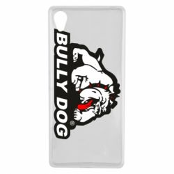 Чехол для Sony Xperia X Bully dog - FatLine