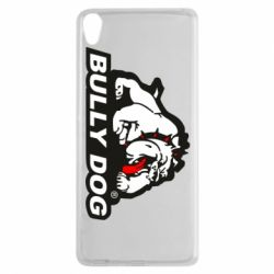 Чехол для Sony Xperia XA Bully dog - FatLine
