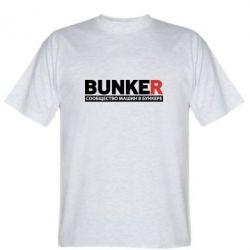 Футболка Bunker