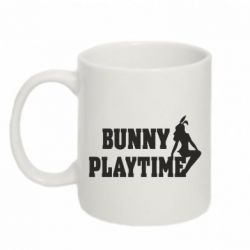Кружка 320ml Bunny Playtime - FatLine