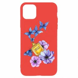 Чохол для iPhone 11 Pro Butterflies and perfumes