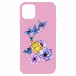Чохол для iPhone 11 Pro Max Butterflies and perfumes