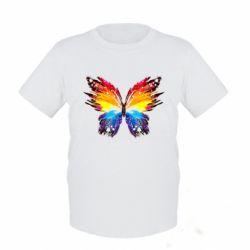 Дитяча футболка Butterfly
