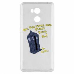 Купить Doctor Who, Чехол для Xiaomi Redmi 4 Pro/Prime By Dr. Who, FatLine