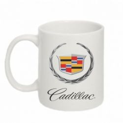 Кружка 320ml Cadillac Logo - FatLine