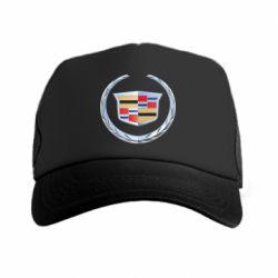 Кепка-тракер Cadillac - FatLine
