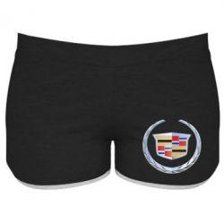 Женские шорты Cadillac - FatLine