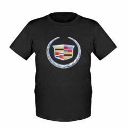 Детская футболка Cadillac - FatLine